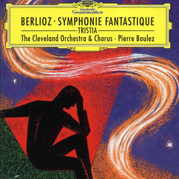 Berlioz: Symphonie fantastique, Op.14; Tristia, Op.18 0028945343226