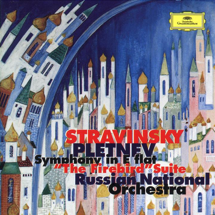 Sinfonie Es-dur op. 1; Der Feuervogel 0028945343422