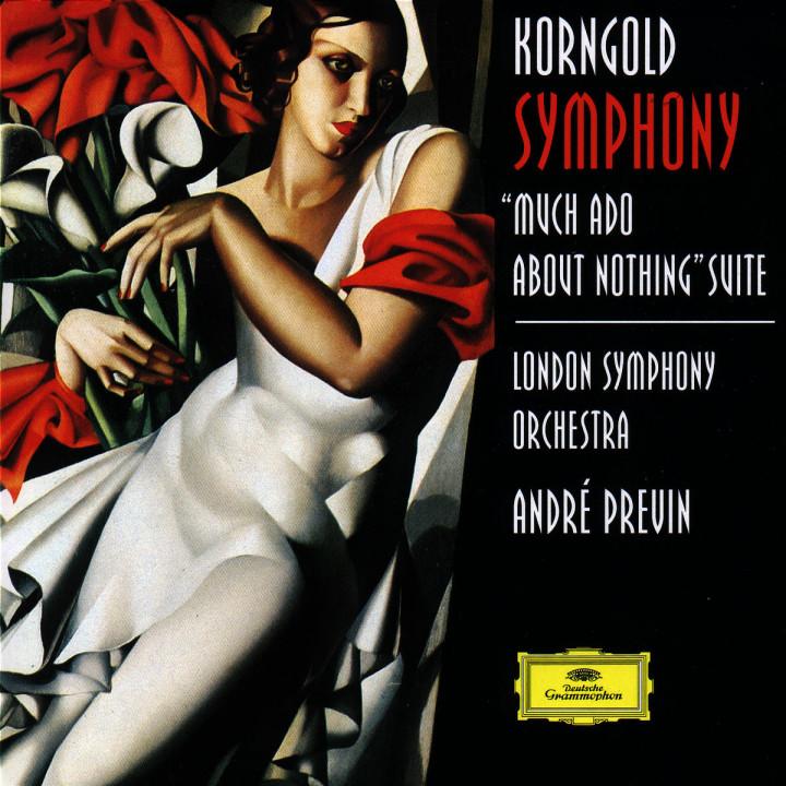 Sinfonie Fis-dur op. 40; Viel Lärm Um Nichts op. 11 0028945343628