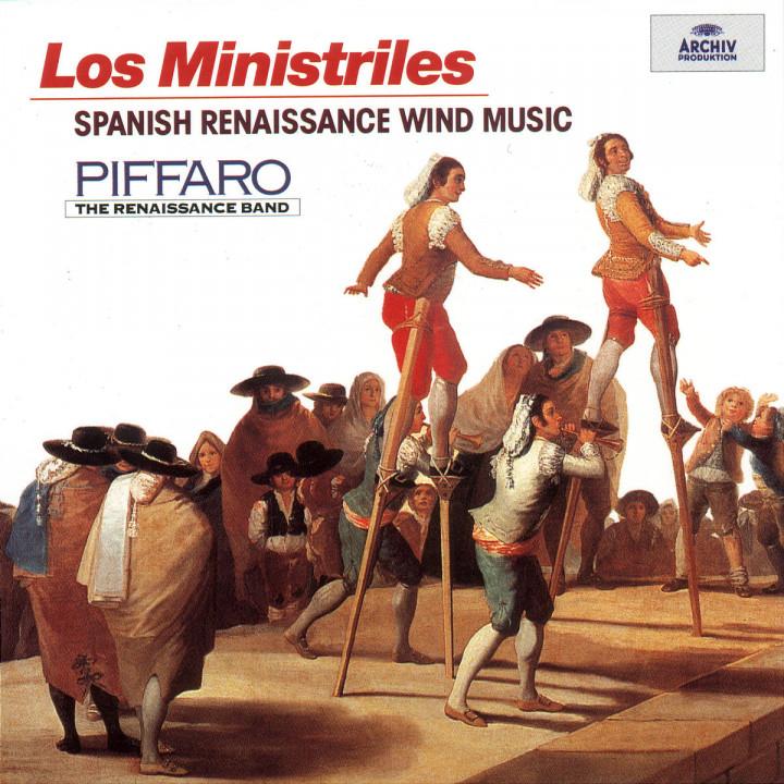 Spanische Bläsermusik der Renaissance 0028945344124