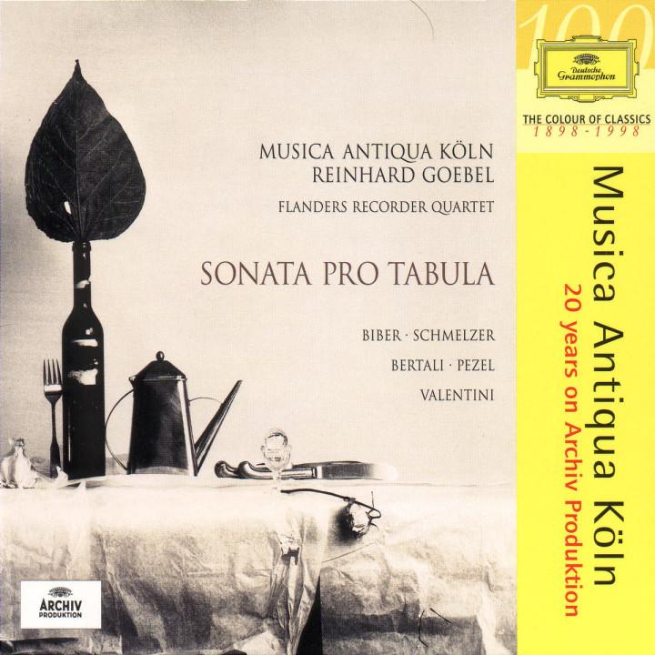 Sonata pro Tabula 0028945344227
