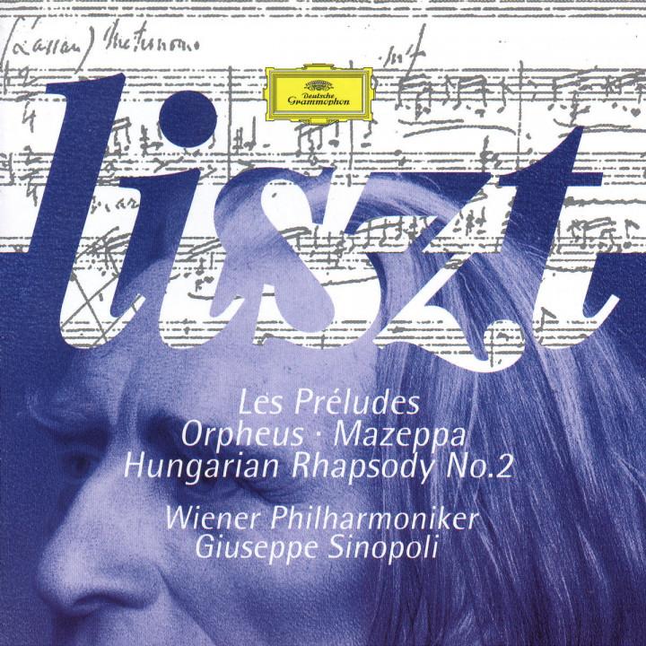 Liszt: Les Préludes; Orpheus; Mazeppa; Hungarian Rhapsody No.2 0028945344423