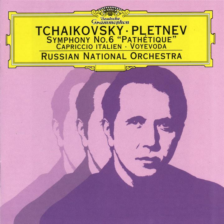 "Sinfonie Nr. 6 h-moll op. 74 ""Pathétique""; Capriccio Italien op. 45; Der Wojewode op. 78 0028945345022"