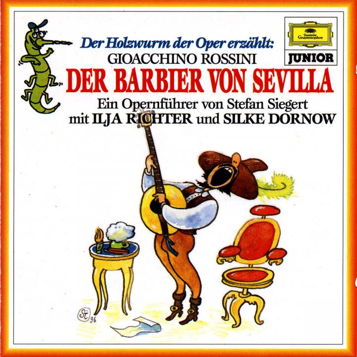 Der Holzwurm der Oper erzählt Der Barbier von Sevilla 0028945338929