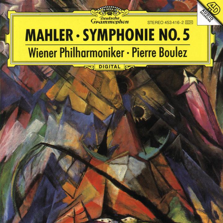 Mahler: Symphony No.5 0028945341626