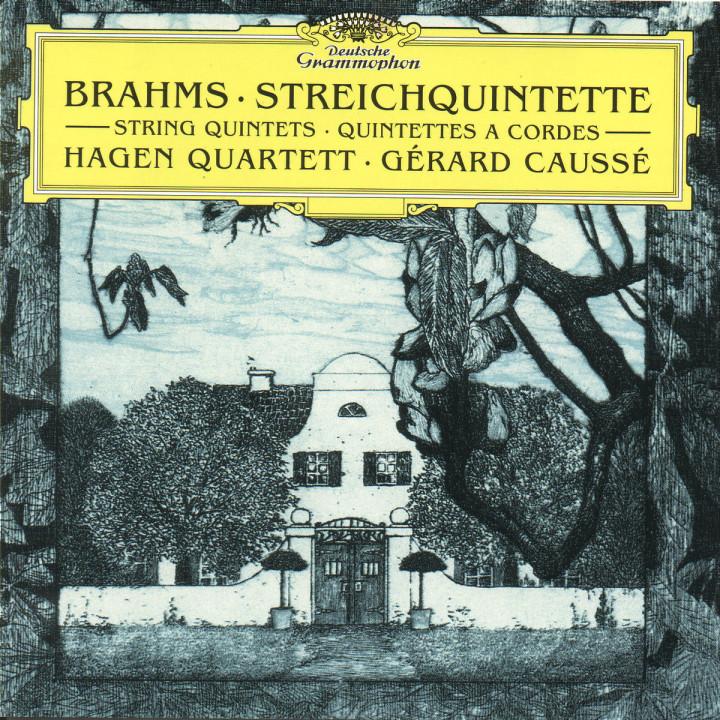 Brahms: String Quintets 0028945342029