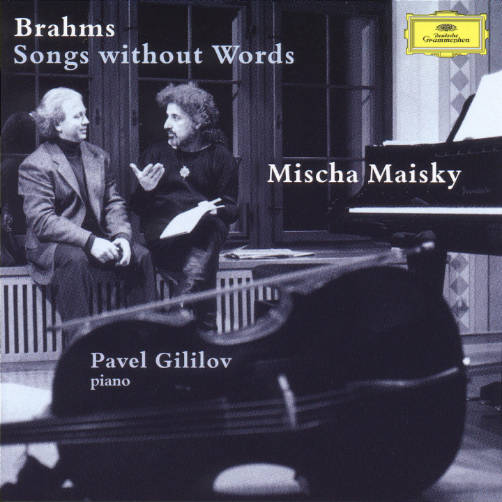 Brahms: Songs without Words 0028945342421