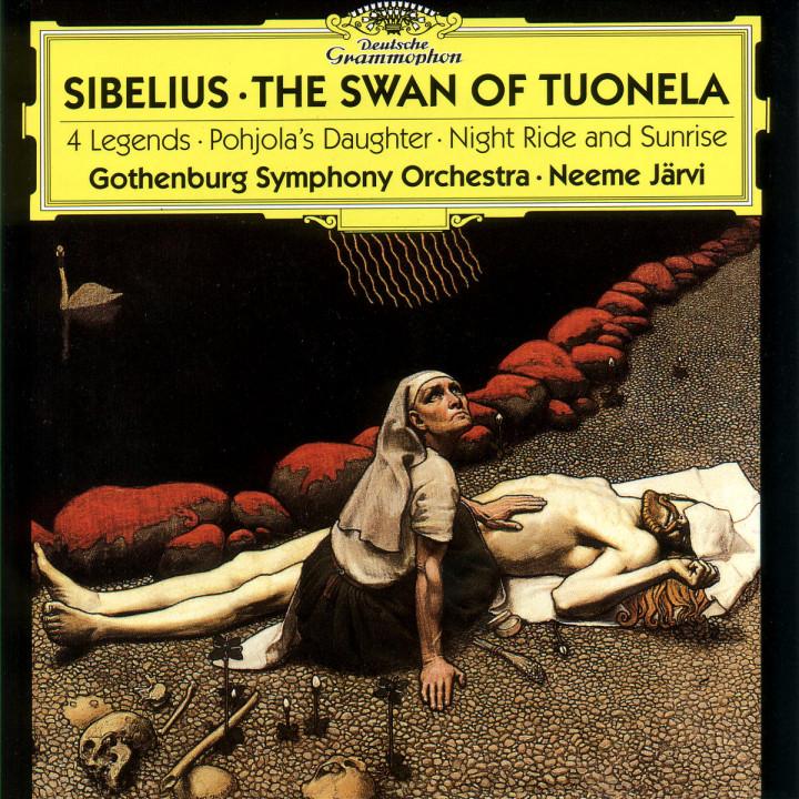 Der Schwan von Tuonela; 4 Legenden 0028945342627