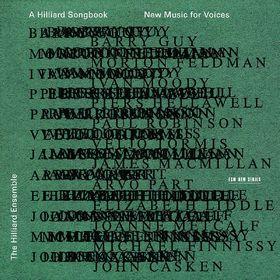 Arvo Pärt, A Hilliard Song Book: New Music For Voices, 00028945325927