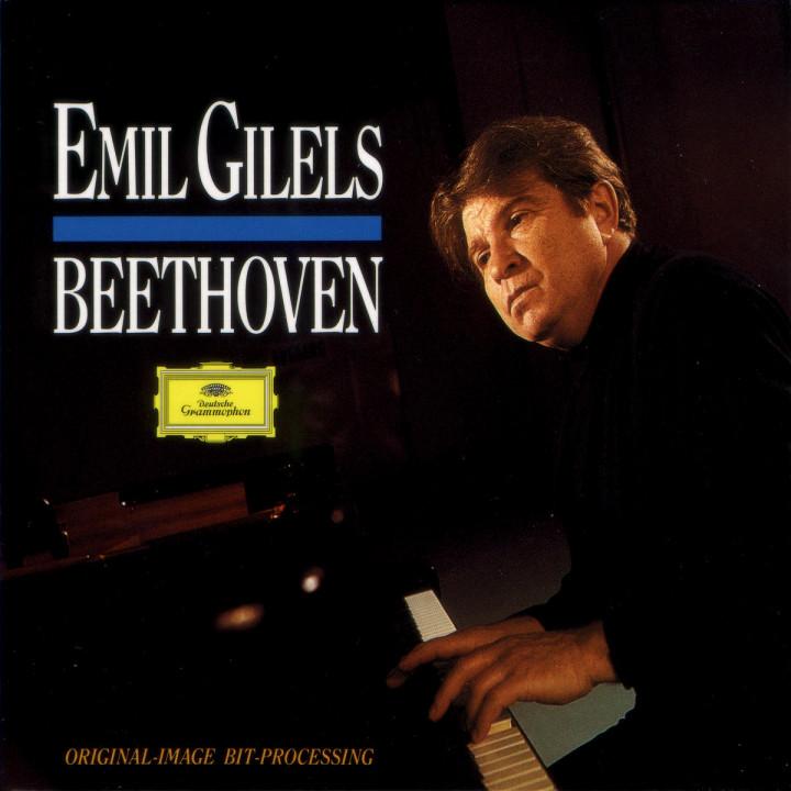 """Beethoven: Piano Sonatas; """"Eroica"""" Variations; """"Electotal"""" Sonatas 0028945322126"""