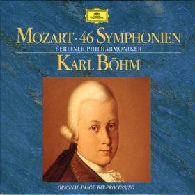 Wolfgang Amadeus Mozart, Mozart, W.A.: 46 Symphonies, 00028945323121
