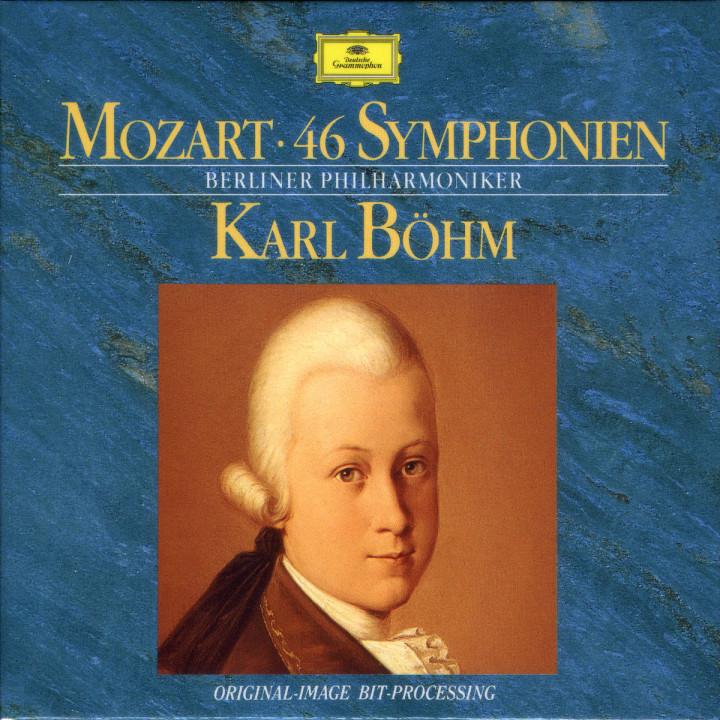 Mozart, W.A.: 46 Symphonies 0028945323127