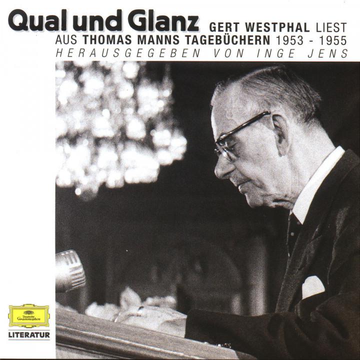 Qual und Glanz - Die Tagebücher 1953-1955 0028945332325