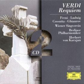 Die Berliner Philharmoniker, Verdi: Requiem / Bruckner: Te Deum, 00028945309125