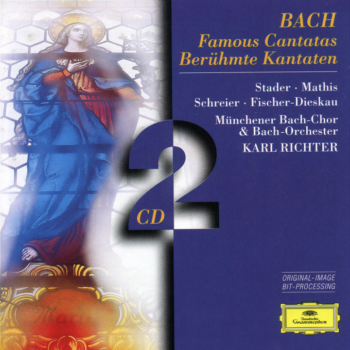 Bach, J.S.: Famous Cantatas 0028945309426