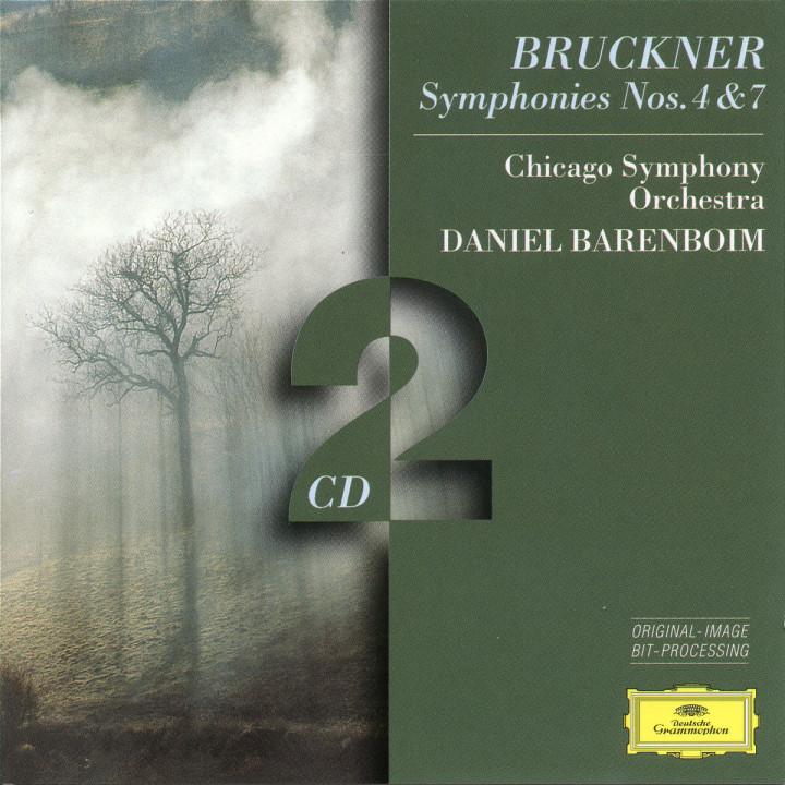 Sinfonien Nr. 4 Es-dur & Nr. 7 E-dur 0028945310028