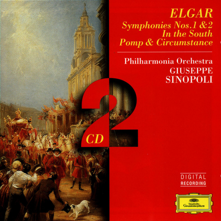 Elgar: Symphony No. 1; In the South; Pomp & Circumstance 0028945310327