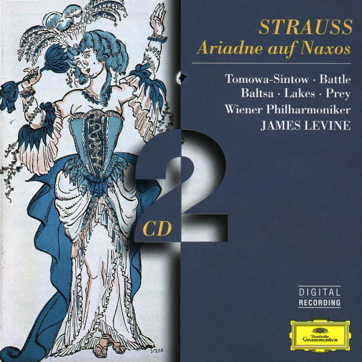 Richard Strauss: Ariadne auf Naxos 0028945311225