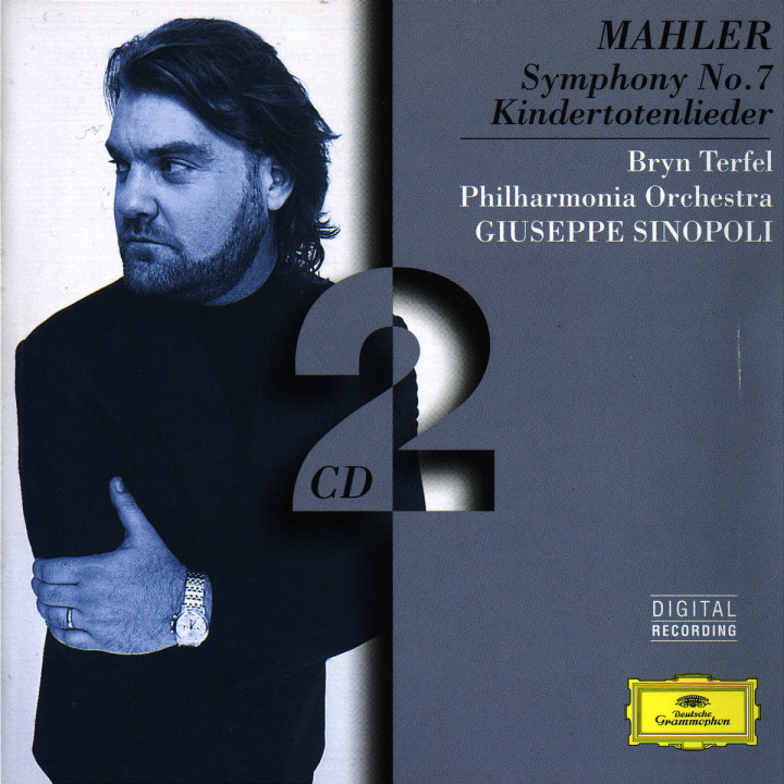 Mahler: Symphony No. 7; Songs on the Death of Children 0028945313320