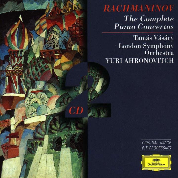 S. Rachmaninov: Complete Piano Concertos 0028945313629