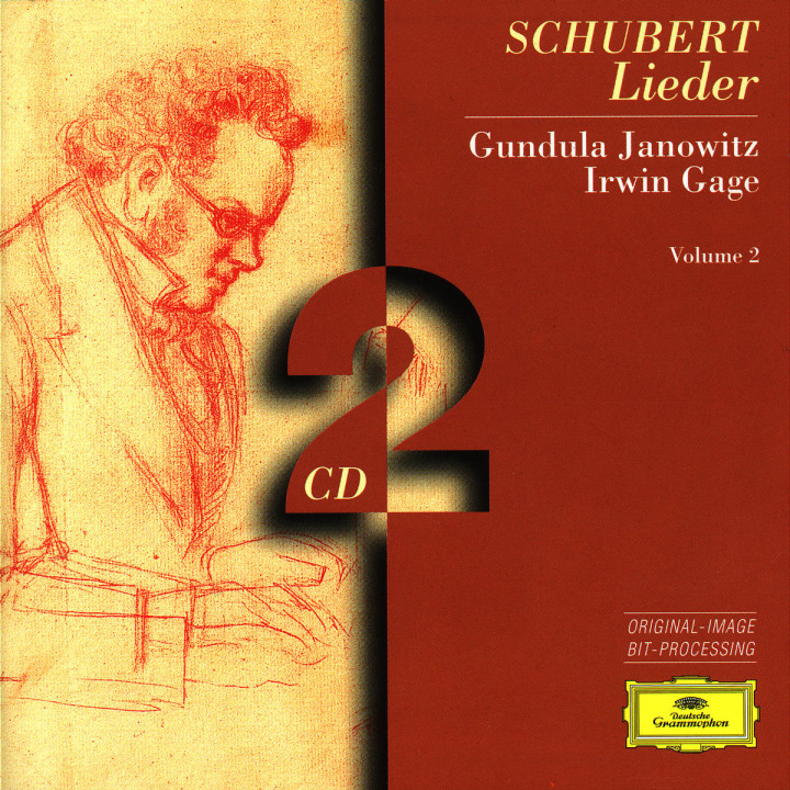 Lieder (Vol. 2) 0028945313928
