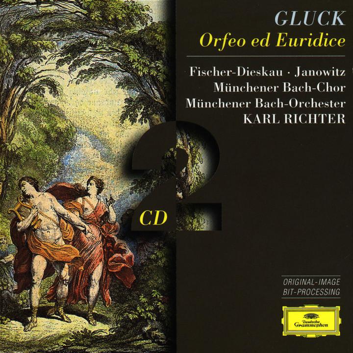 Gluck: Orfeo ed Euridice 0028945314527