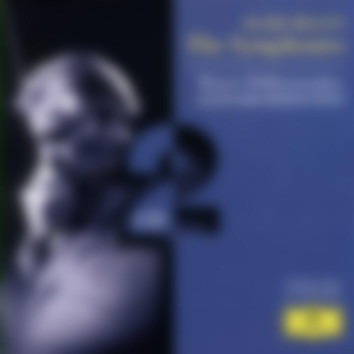 Schumann: The Symphonies 0028945304926