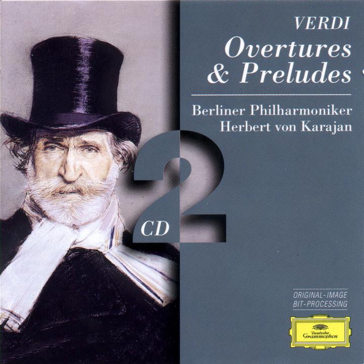 Verdi: Overtures & Preludes 0028945305824