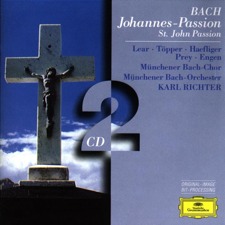 Bach, J.S.: St. John Passion 0028945300726