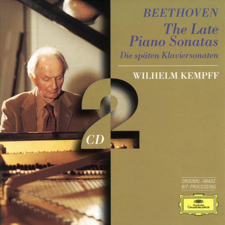 Die späten Klaviersonaten 0028945301026