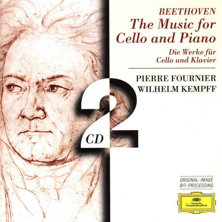 Beethoven: The Music for Cello and Piano 0028945301325
