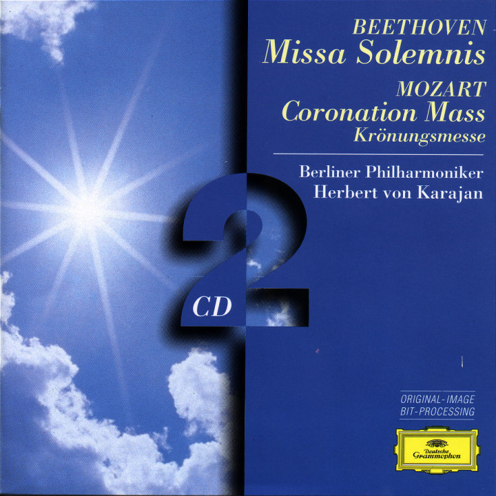 Beethoven: Missa Solemnis / Mozart: Coronation Mass 0028945301624