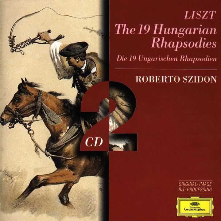 Liszt: Hungarian Rhapsodies 0028945303420