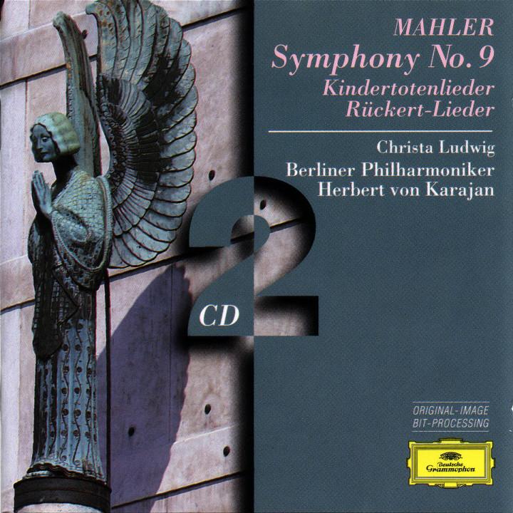Mahler: Symphony No.9; Kindertotenlieder; Rückert-Lieder 0028945304029