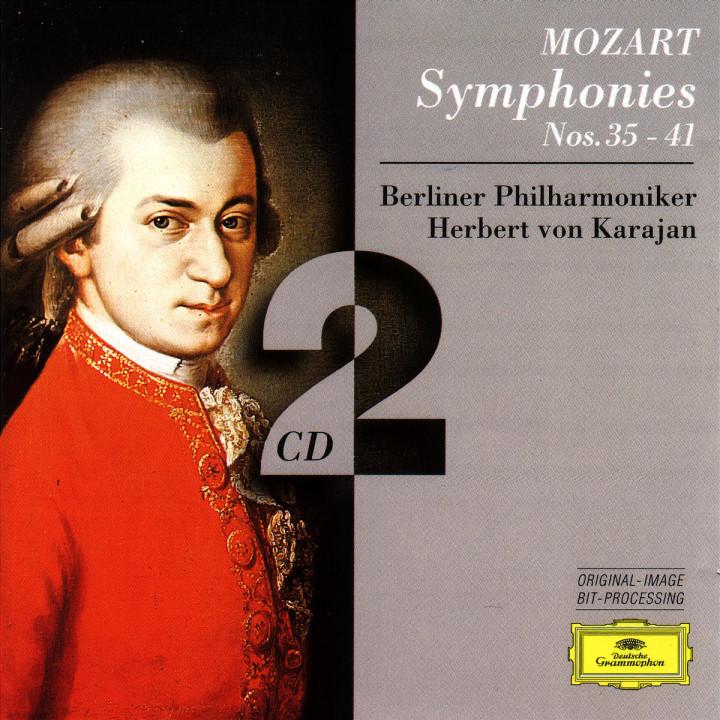 Sinfonien Nr. 35-41 0028945304627