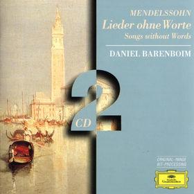 Felix Mendelssohn Bartholdy, Lieder ohne Worte, 00028945306124