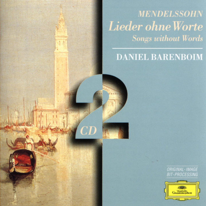 Mendelssohn: Songs without Words 0028945306124