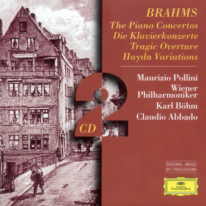 Brahms: The Piano Concertos; Tragic Overture; Haydn Variations 0028945306722