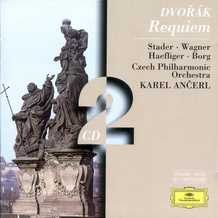 Dvorák: Requiem; Biblical Songs Op.99 0028945307321