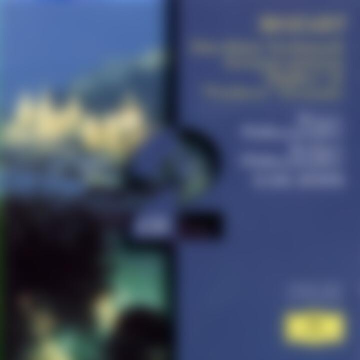 """Mozart, W.A.: Eine kleine Nachtmusik; Serenatas notturna,  """"Haffner"""" & """"Posthorn"""" 0028945307620"""