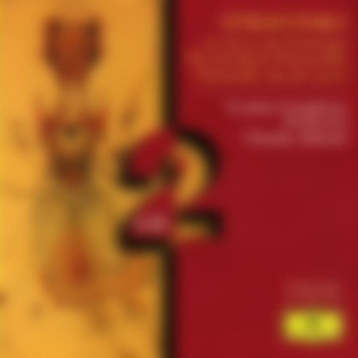 Stravinsky: Le Sacre du Printemps; The Firebird; Pétrouchka; Pulcinella; Jeu de cartes 0028945308528