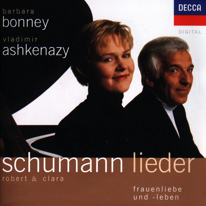 Robert & Clara Schumann Lieder - Frauenliebe und -Leben 0028945289821