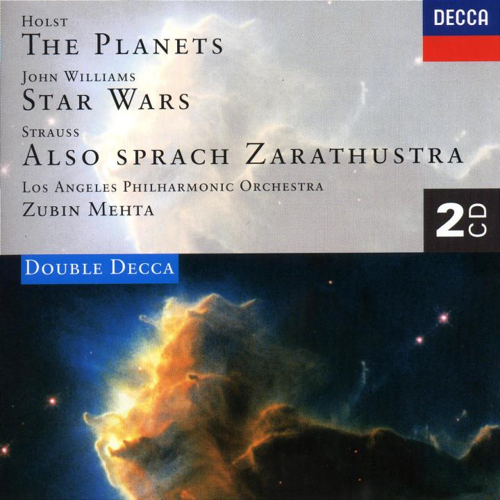 Die Planeten; Krieg der Sterne; Also sprach Zarathustra 0028945291022