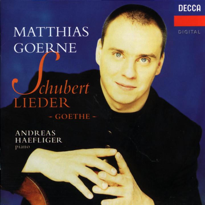 Schubert: Goethe Lieder 0028945291723