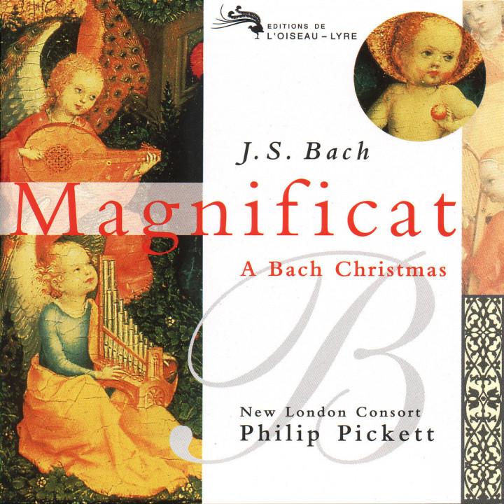 Magnificat BWV 243a; Kantate BWV 63 0028945292023