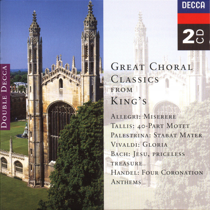 Great Choral Classics from King's 0028945294922
