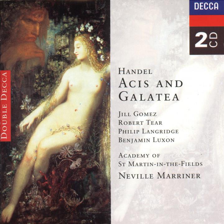 Handel: Acis & Galatea 0028945297327