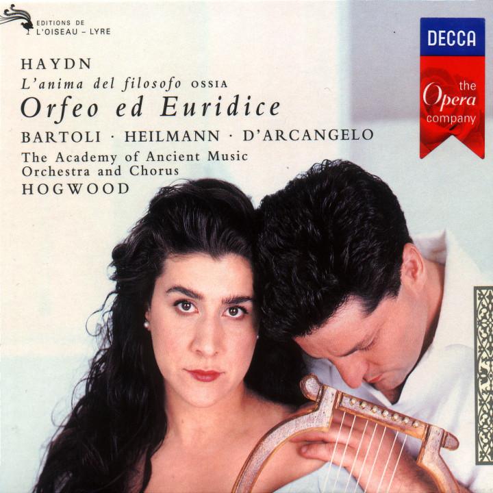 Haydn: Orfeo ed Euridice 0028945266822