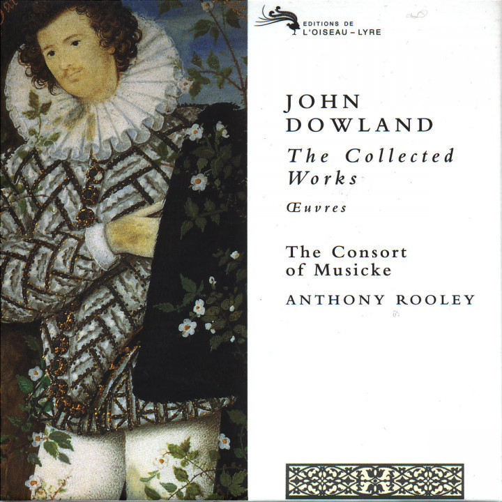 Dowland: The Collected Works 0028945256324
