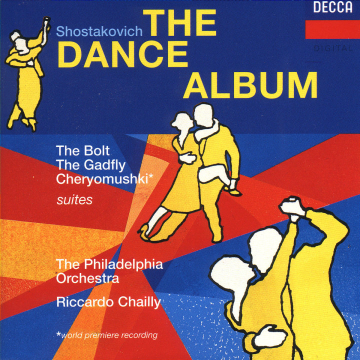 Shostakovich: The Dance Album 0028945259729